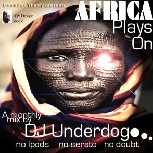 Africa Plays On Pt. I cover