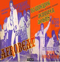 Afrobeat Fridays Flyer II
